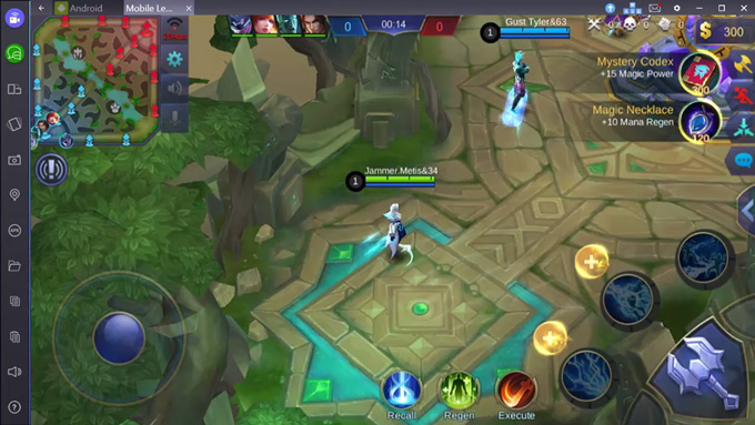 Play Mobile Legends on BlueStacks