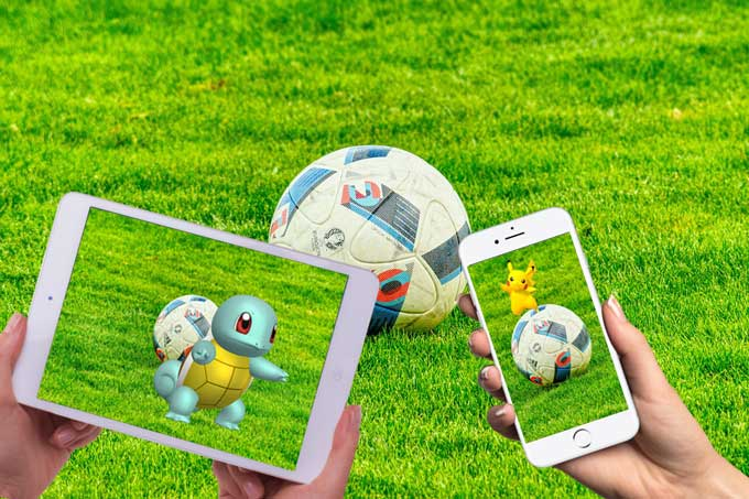 AR games for iOS
