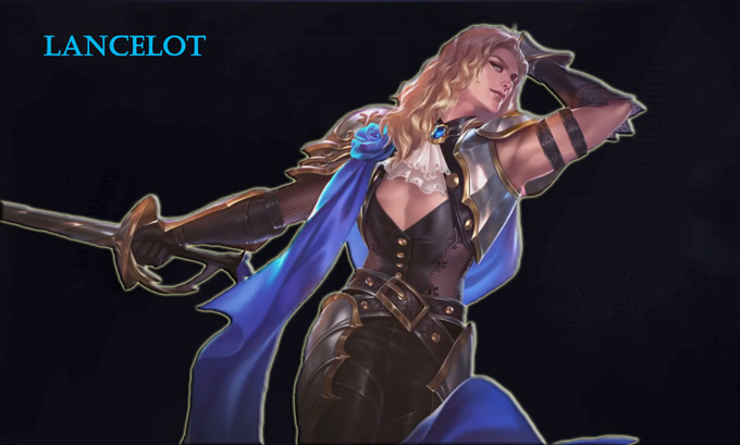 New Hero Lancelot