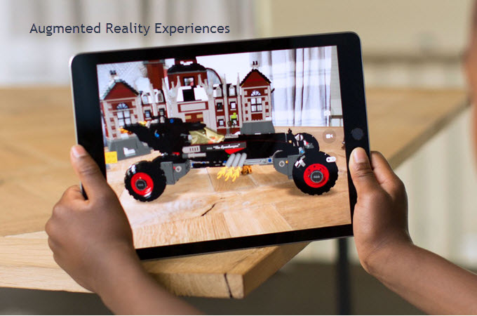 augmented reality experiences