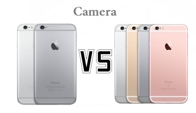 iphone 6 s difference iphone 6