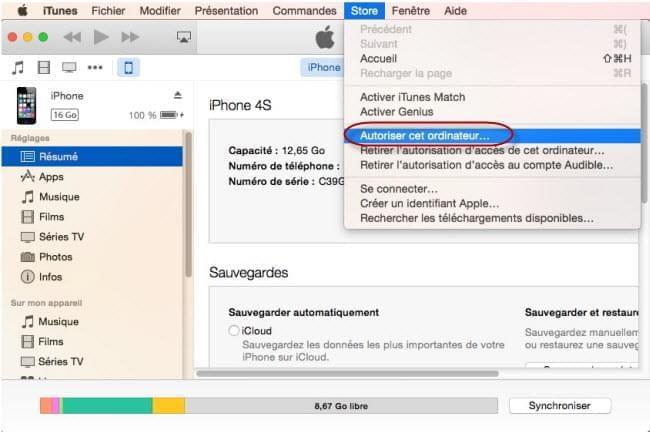 L'outil Utile Pour Transférer des Données Entre Android et Dispositif iOS