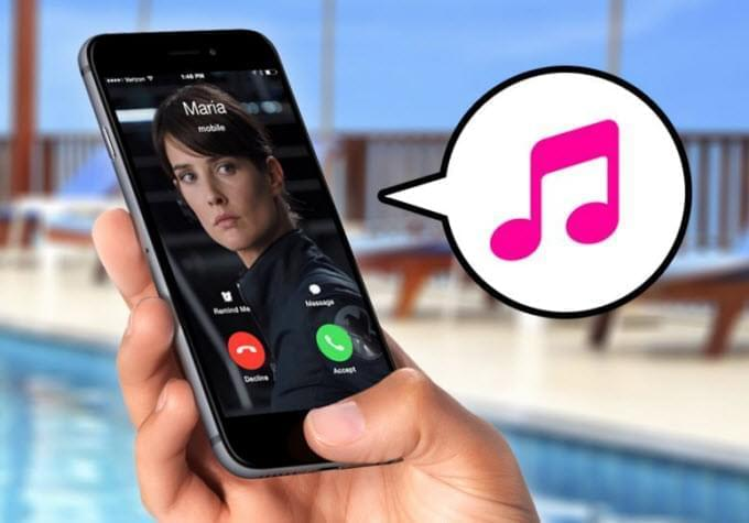 Transfer ringtone to iPhone