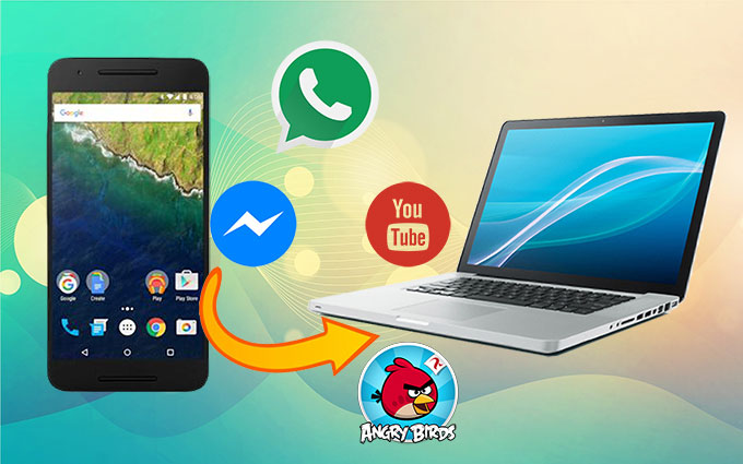 Backup Android Apps to PC