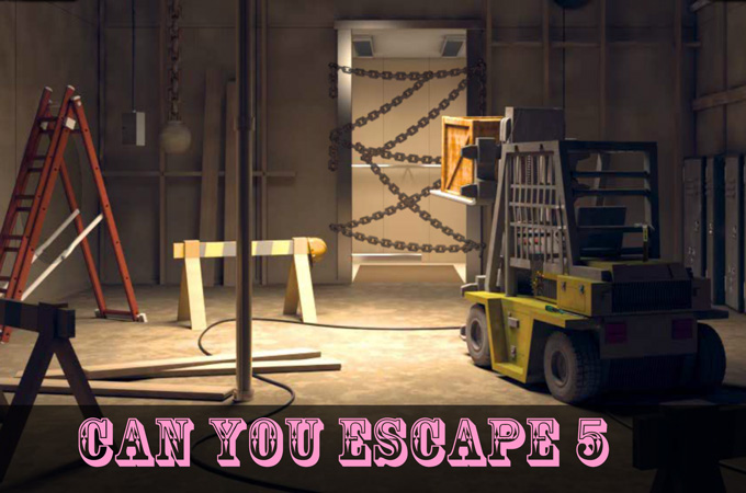 Can You Escape 5