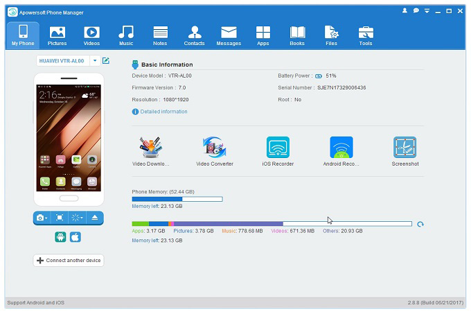 apowersoft phone manager 2.8 9 crack