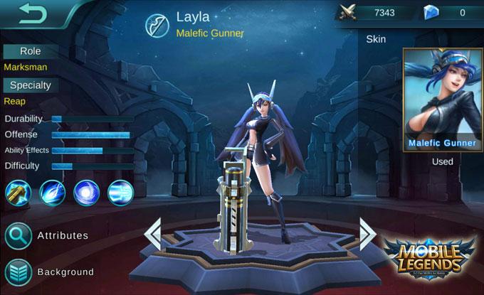 Hero Layla
