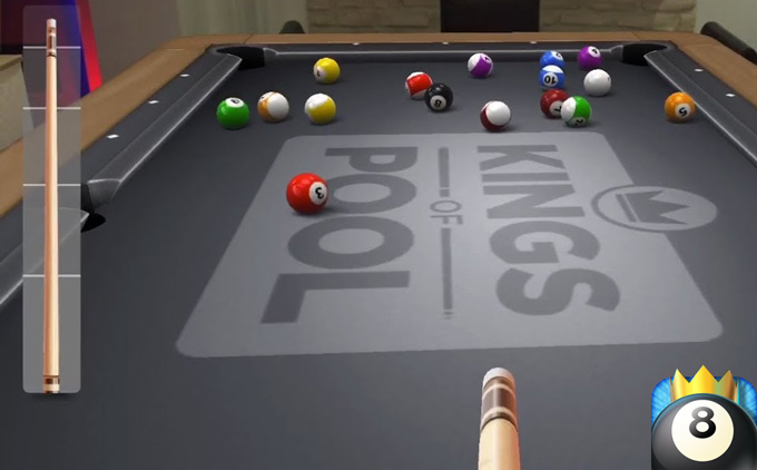 Kings of Pool Jogos