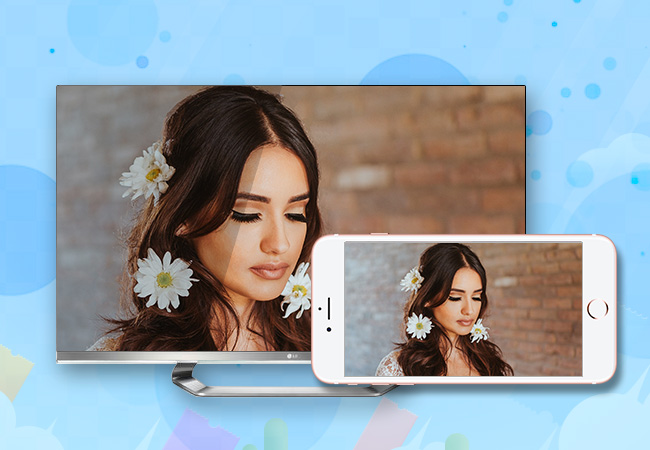 mirror iPhone to LG TV