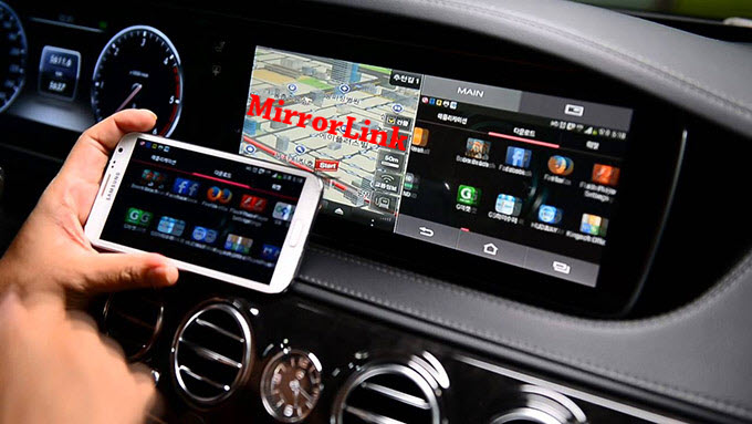 car mirror app for android
