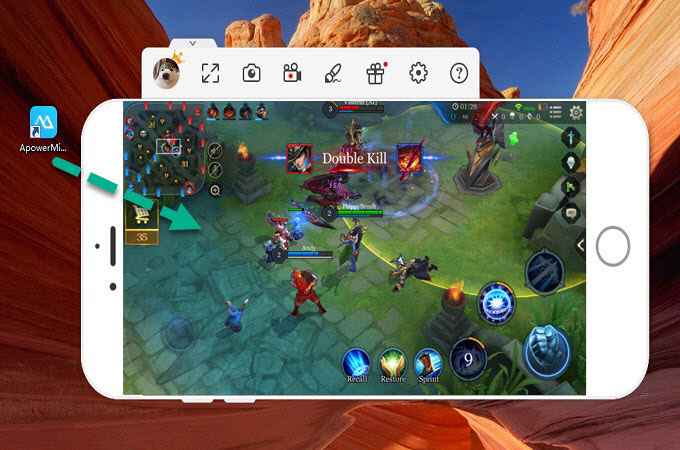 how to play android games on windows phone