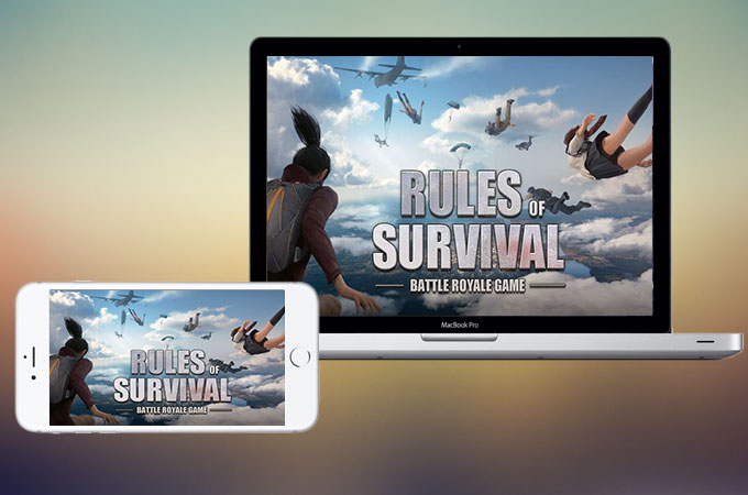 play Rules of Survival on PC
