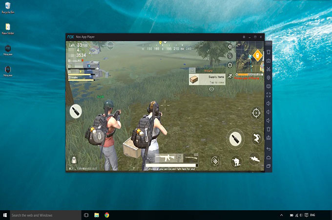 Como jogar pubg mobile no pc nox app player stopboris