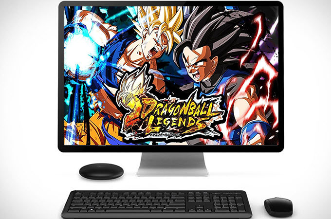 play dragon ball on pc