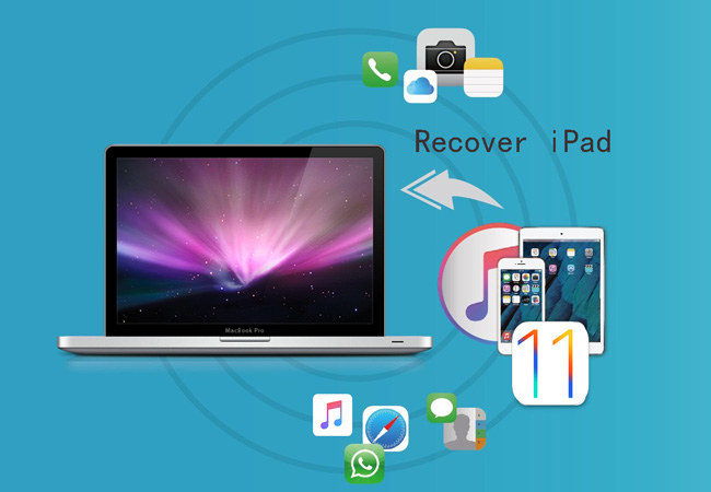 Recover iPad without iTunes