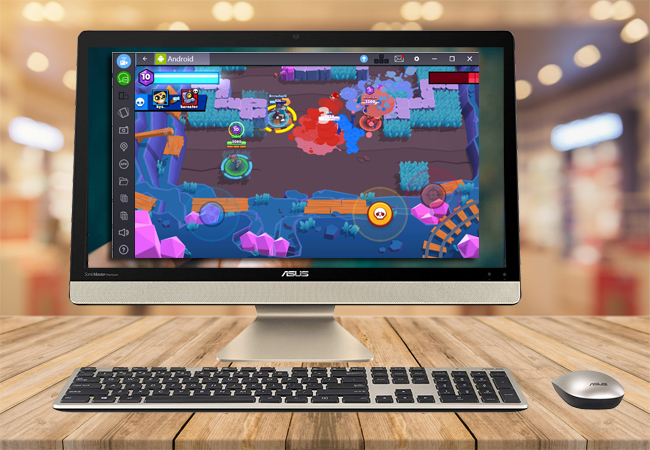 use andyroid to play brawl stars on mac
