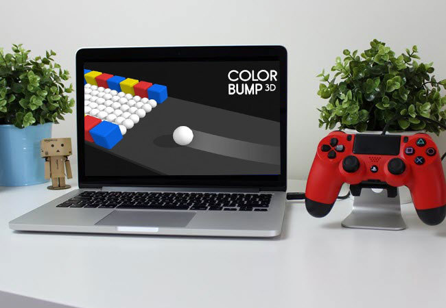 play color bump 3D on PC