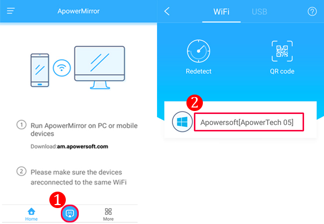 connect oneplus 6t to pc wirelessly