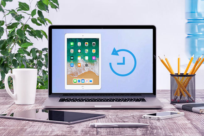 How to Recover Note from  iPad